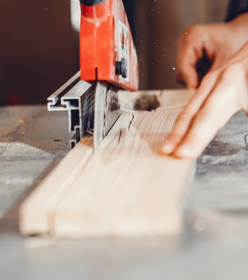 Столярное и мебельное производство